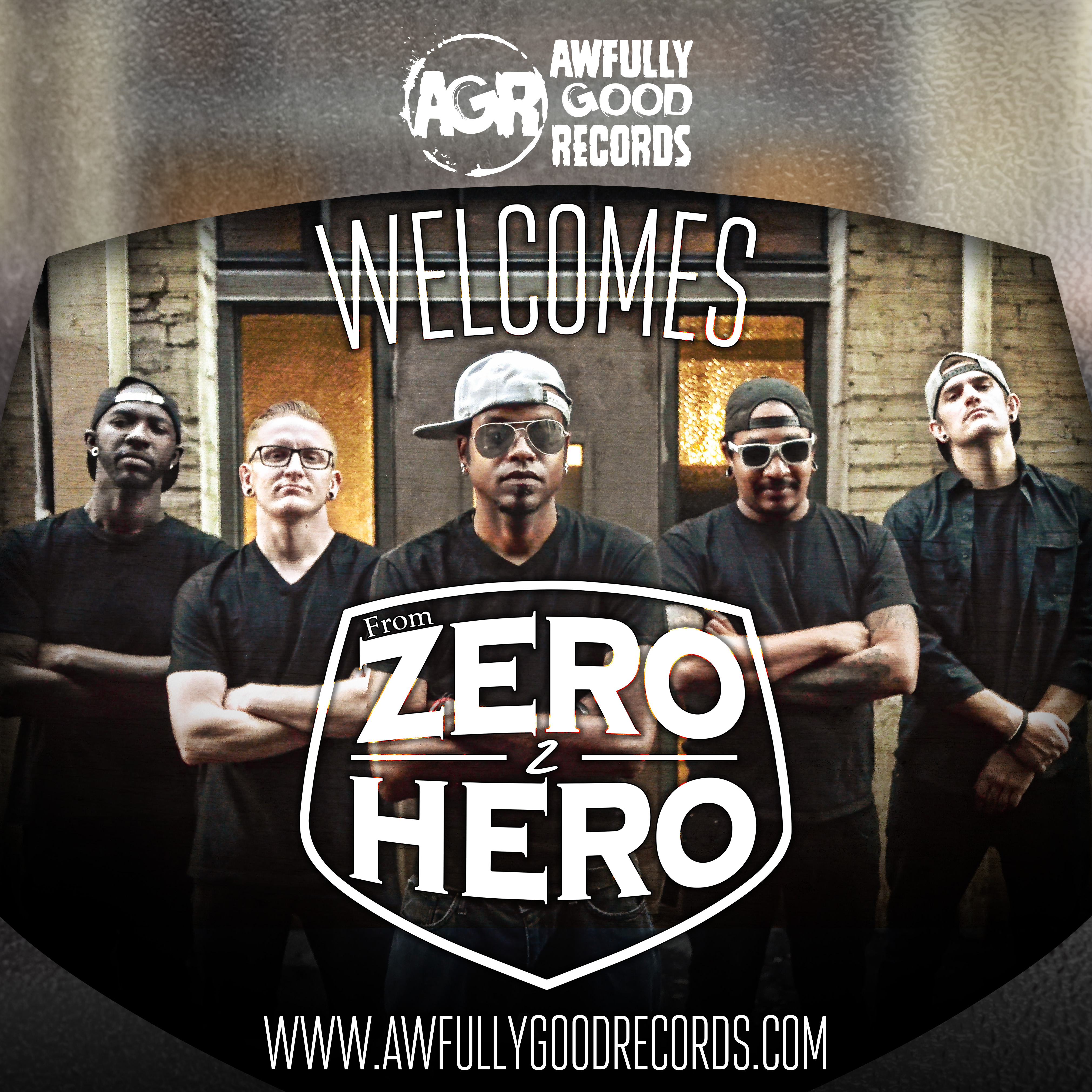 AGR Welcomes From Zero 2 Hero